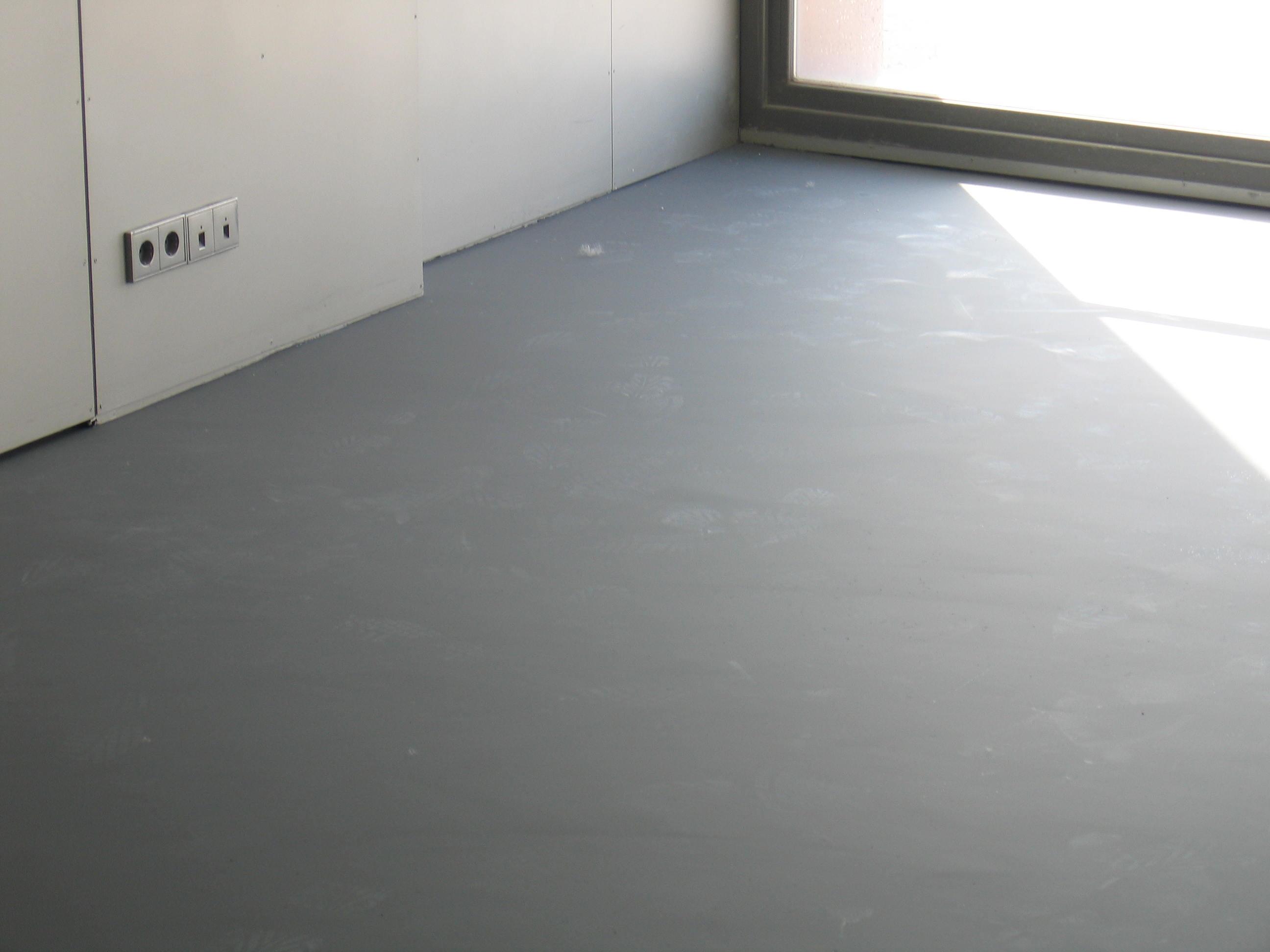 1 3 morteros epoxi autonivelantes gespavi for Pavimento de cemento